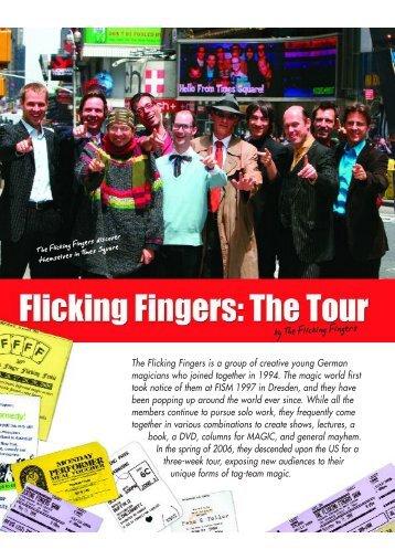 by The Flicking Fingers - Die Fertigen Finger