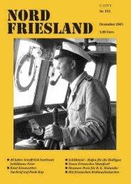 FilmChronik: Nordfriesland / Nordfriislon ... - Nordfriisk Instituut