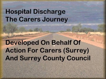 Care of the home - Carers in Surrey