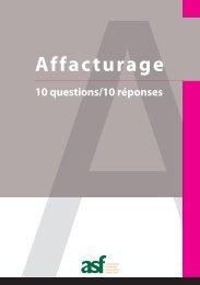 Affacturage : 10 questions / 10 réponses - ASF