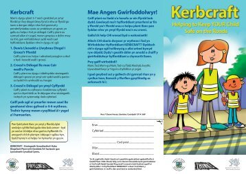 Kerbcraft - Road Safety Wales