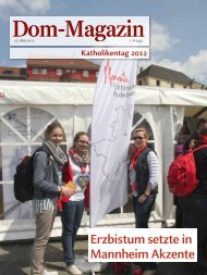 Katholikentag 2012 - Der Dom
