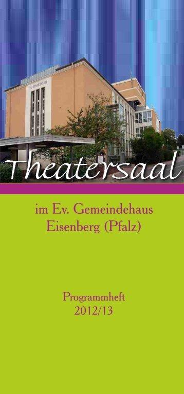 Online-Programmheft - Verbandsgemeinde Eisenberg, Pfalz