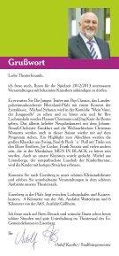 Online-Programmheft - Verbandsgemeinde Eisenberg, Pfalz - Seite 2