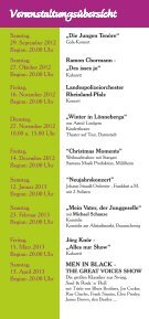 Online-Programmheft - Verbandsgemeinde Eisenberg, Pfalz - Seite 3