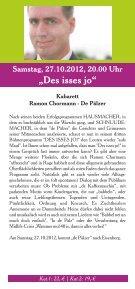 Online-Programmheft - Verbandsgemeinde Eisenberg, Pfalz - Seite 5