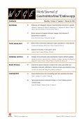 Download - World Journal of Gastroenterology - Page 6