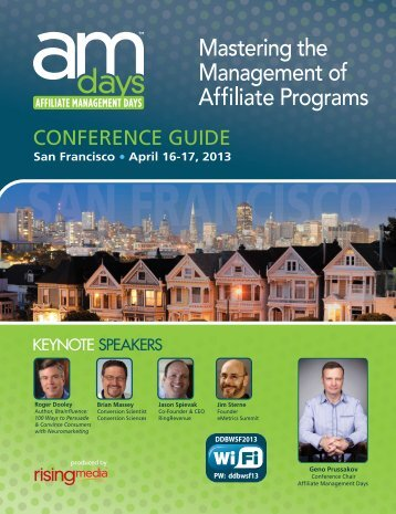 Download - Affiliate Management Days