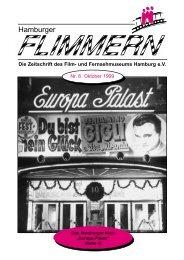 """Der """"Europa-Palast"""" - Film- und Fernsehmuseum Hamburg"""
