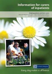 Download as Adobe PDF file (878 KB) - St Ann's Hospice