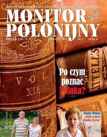 Po czym poznac Polaka? ` - Polonia.sk