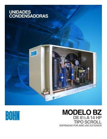 BZ-03A(1/03)APM - Bohn