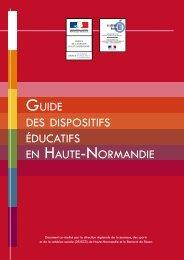 guide des dispositifs éducatifs en haute-normandie - DRJSCS