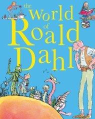 Roald-Dahl-Brochure