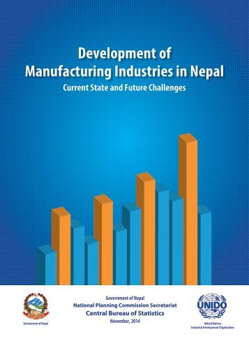 Devlopment-of-manufacturing-industries-in-Nepal