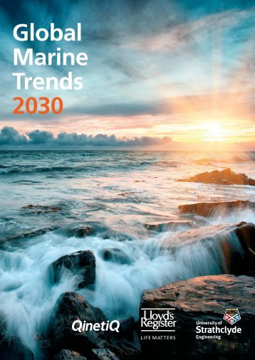 Global Marine Trends 2030 - Society of Maritime Industries