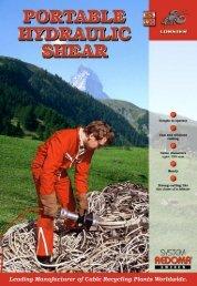 Leaflet: Portable Hydraulic Shear.pdf - Redoma.com