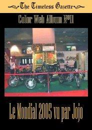 The Timeless Gazette - Les vestes Belstaff en France par TROPHY ...