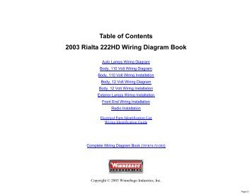 complete wiring diagram book rialtainfo?quality\\\=85 1999 winnebago adventurer wiring diagram 1999 wiring diagrams  at nearapp.co