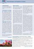 Gemeindebrief - Ev.-Lutherische Kirchengemeinde Wedel - Page 6