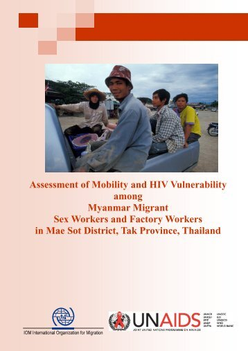 Assessment of Mobility and HIV Vulnerability among Myanmar ...