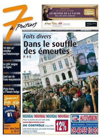 nouveau - 7 à Poitiers