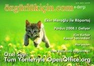Tüm Yönleriyle OpenOffice.org - Tilkinin Dilinden
