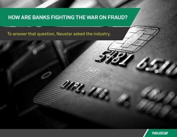 How Banks are Fighting Fraud July 2015