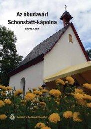 Az óbudavári Schönstatt-kápolna - Magyar Schönstatt Család