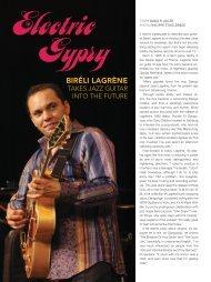 Electric Gypsy - David R. Adler