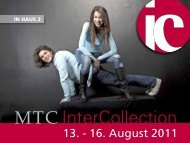 13. - 16. August 2011 - MTC