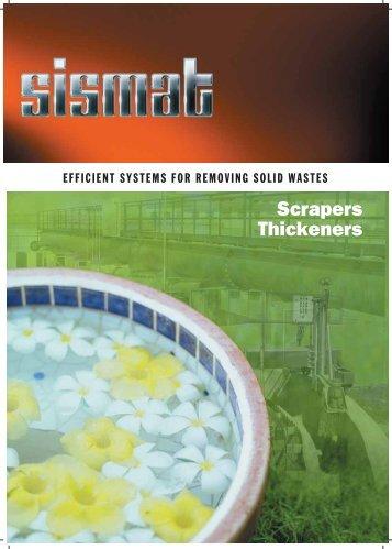 _ Scrapers - Sismat A.S.