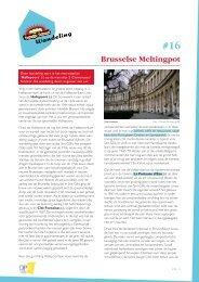 Brusselse Meltingpot - UiT in Brussel
