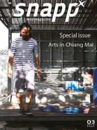editor's snap Hi snapp - Photographic Art, Chiang Mai University