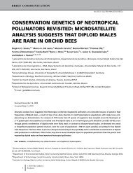 diploid orchid bees.pdf - STEP Project