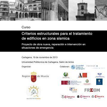 Programa del curso - Universidad Politécnica de Cartagena