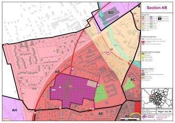 Tome-3-1-Plan des sections cadastrales (pdf - 42 ... - Bourg-en-Bresse