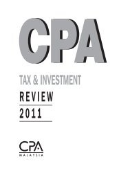tax & investment review 2011 - The Malaysian Institute Of Certified ...