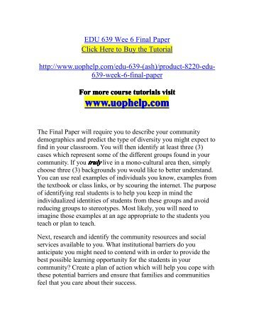 eth 125 wk 9 final exam Instant download solution guide / answer key: fin 385 week 8 - final exam final exam - page 1 1 (tcos 1, 8, 9) using the security market line formula rather than the dividend discount formula, determine the expected return on a firm's common stock when:.