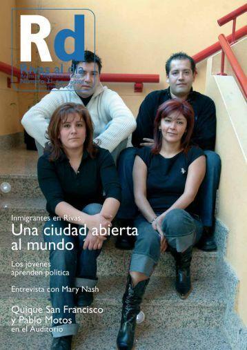 rd nº 31 febrero 2005 pdf - Ayuntamiento Rivas Vaciamadrid