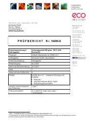 Verbundgewebe 840 g/m², 100 % Baumwolle - Dormiente
