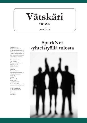 SparkNet - Varsinais-Suomen Tietojenkäsittely-yhdistys ry.