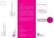 Geschlechtergerecht - Gsb.hmtm-hannover.de - Hochschule für ...