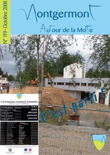 autour 119 - Montgermont