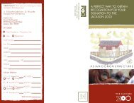 download our Donor Tile Program brochure - Jackson Zoo
