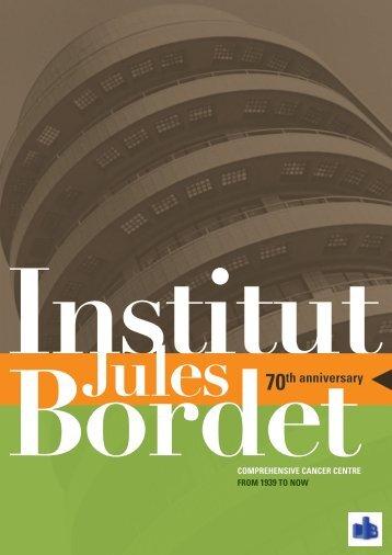 """Together, let's help life win """". - Institut Jules Bordet Instituut"""