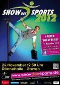 KARTEN- VORVERKAUF 10. November 2012 - Stadt Greven - Seite 6