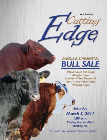 Angus EPD Breed Averages - AngusWebmail.ca