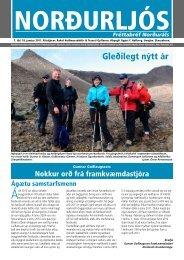 1. tölublað 2011 - Norðurál