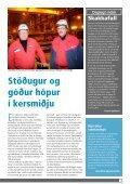 1. tölublað 2011 - Norðurál - Page 3